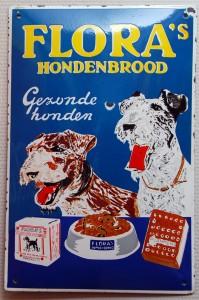 FLORA'S HONDENBROOD