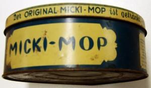 Der Mop mit der Maus ;-)