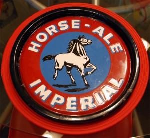 Horse-Ale Imperial in hervorragendem Zustand