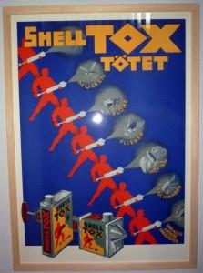 ShellTOX tötet ...
