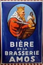 Biere Amos (blauer Hintergrund)