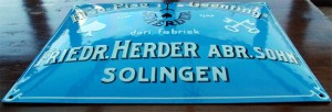 Friedrich Herder & Sohn, Solingen