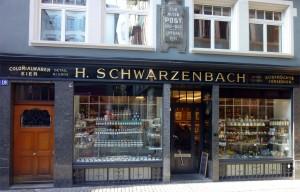 Colonialwarenhandel Schwarzenbach