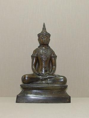 Ayuttaya Buddha - Chinesische Antiquitäten