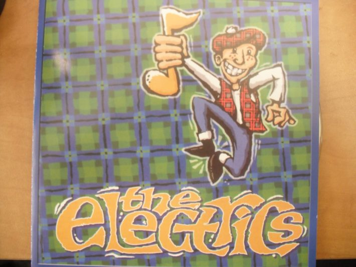The Electrics Best Of Image