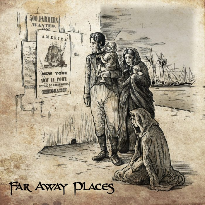 Far Away places cover