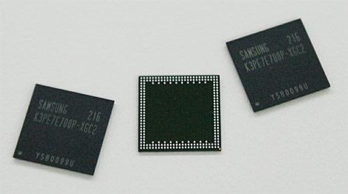 20nm 4Gb LPDDR2