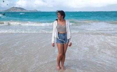 Small Town Kailua | Hawaii Look Book