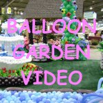 Tulsa Balloon Garden video