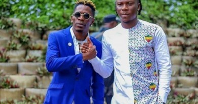 Shatta Wale & Stonebwoy nominated for 2020 MOBO Best African Act