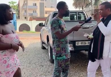 Video: LGBT office in Ghana – 'Girlish Akwasi Kardashian' unleashes his thoughts