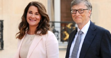 Bill Gates announces divorce with wife, Melinda Gates