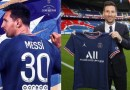 Lionel Messi officially signs for PSG: 'Everything about the club matches my football ambitions'