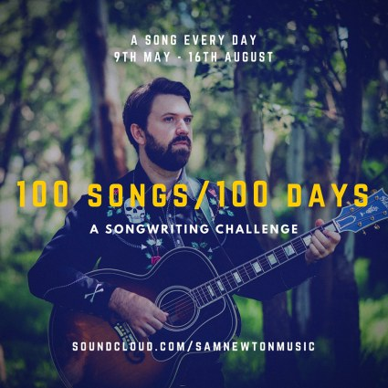 100 songs in 100 days
