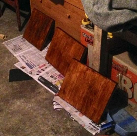 varnish layer 2