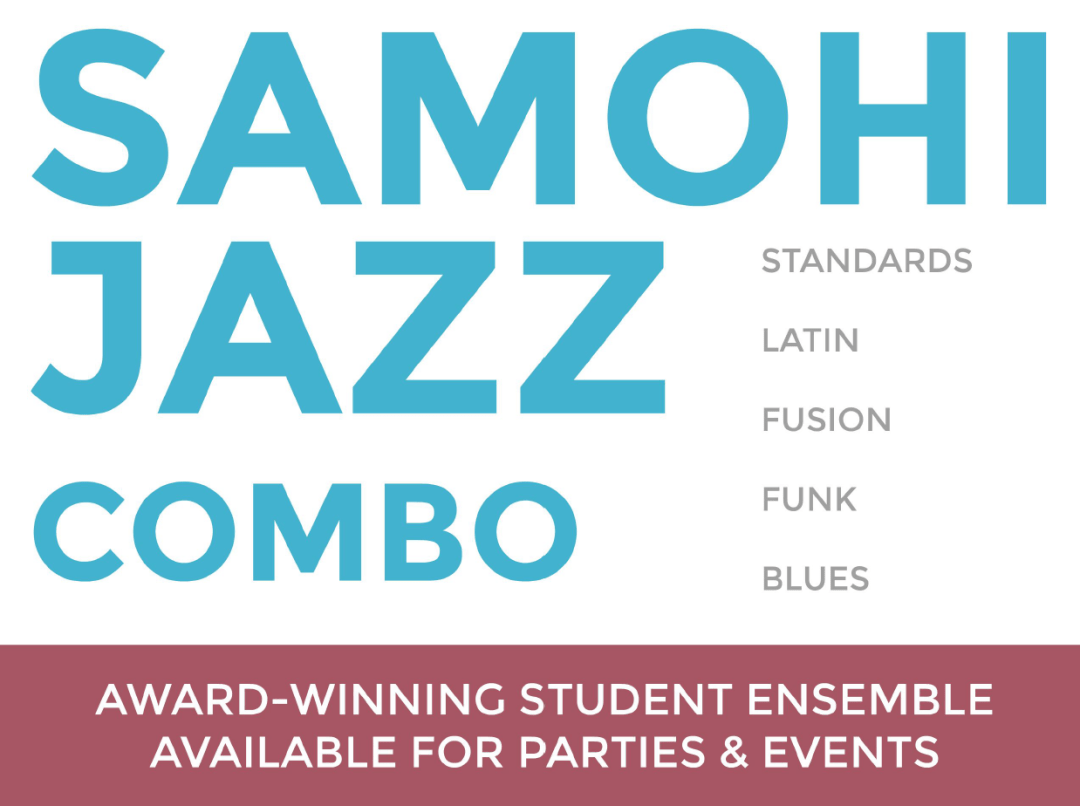 Samohi Jazz Combo at Your Event – Santa Monica High School Bands