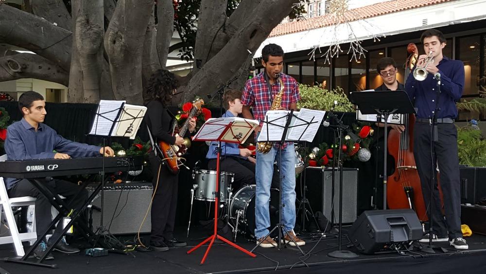 Samohi jazz band 2018-19