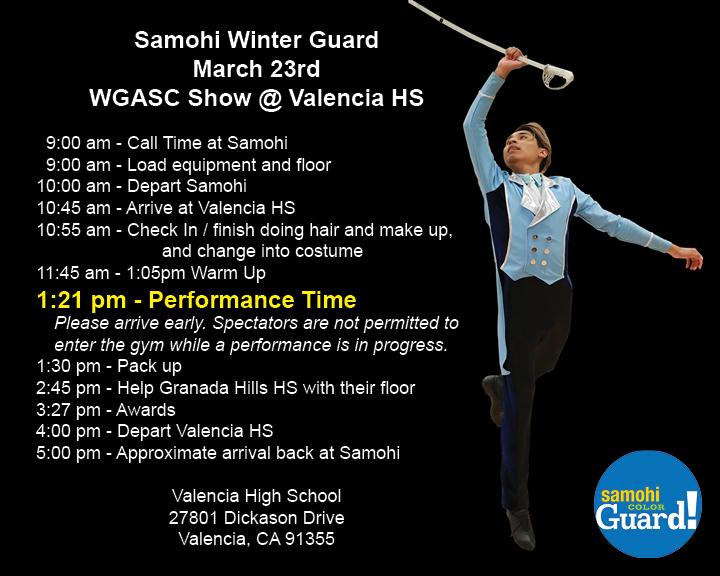 Guard-Third Show