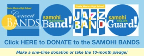 Donation button bands