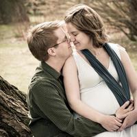 Mike & Tara Expectant Photoshoot