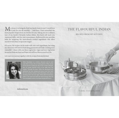 the flavourful Indian