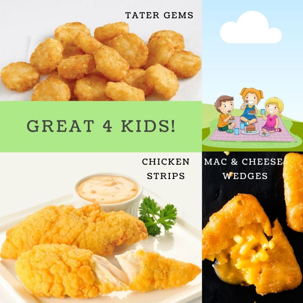 Great 4 kids Samosa Fundraiser Products