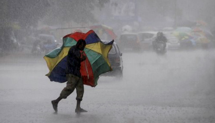 Inspirational Story: The Heavy Downpour