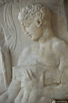 Relief from Samos Museum