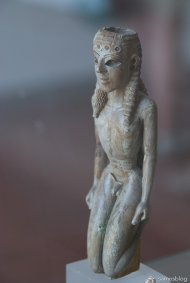 Figurine from Samos museum