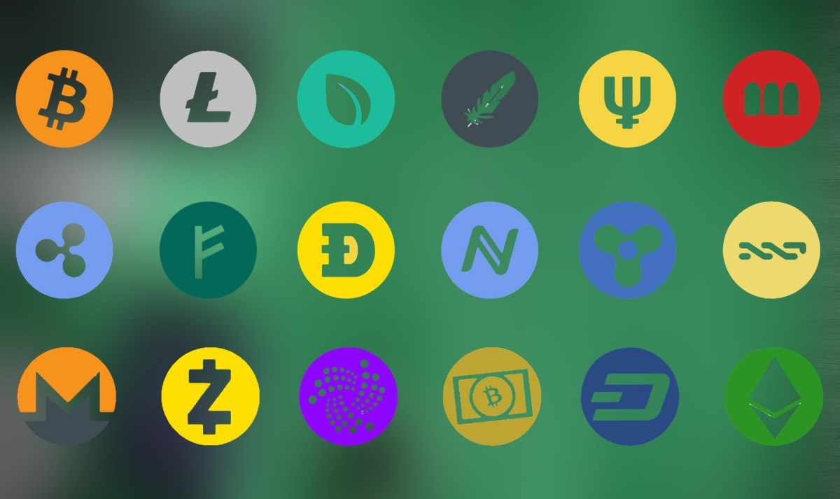 how many cryptocurrencies