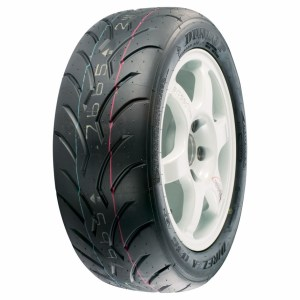 Dunlop DZ03G Hillclimb and Tarmac rally tyre