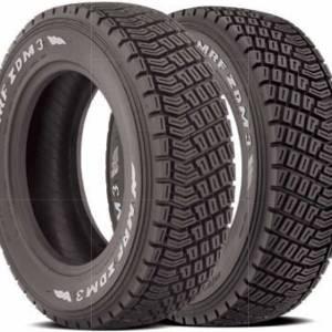 MRF ZDM3 Gravel Rally Tyres