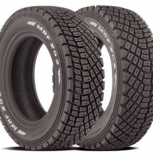 MRF ZG2 Gravel Rally Tyres at SA Motorsport Tyres