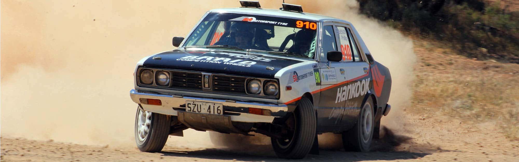 Gravel Rally Tyres