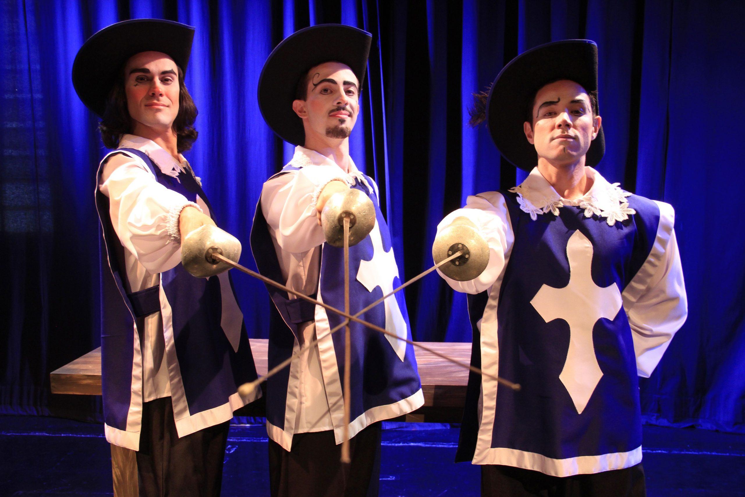 Os-Tres-Mosqueteiros