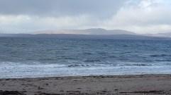 Beach at Oban