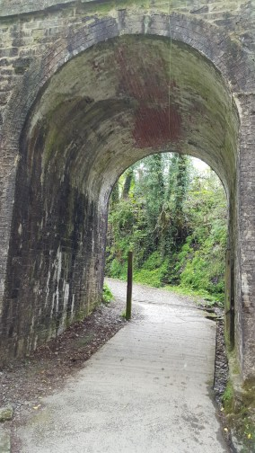 Arch Under The Old Railway Line