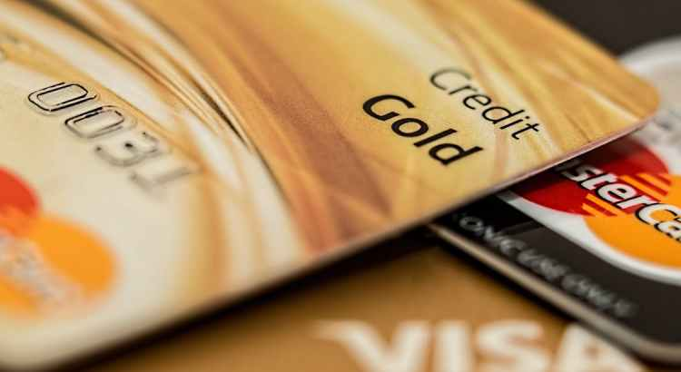 Picture of credit cards for post on payments