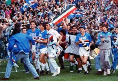 Accadde oggi: 19 maggio 1991 Sampdoria Campione d'Italia. Video