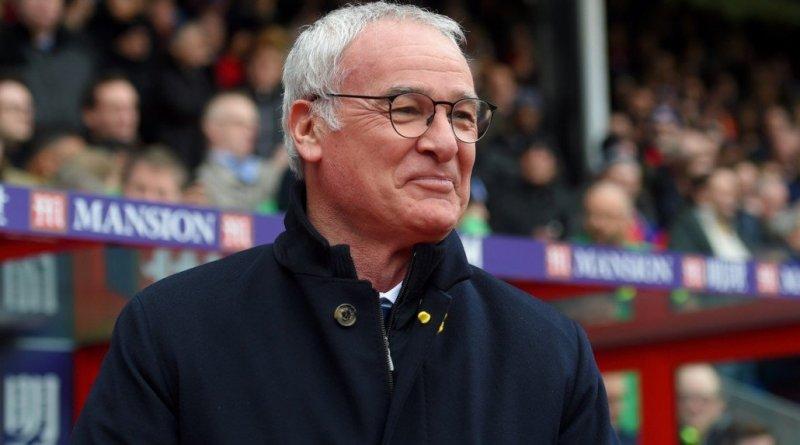 """Ranieri: """"Non faccio calcoli, la squadra mi ha dato e mi dà fiducia, dobbiamo continuare così""""."""