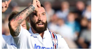 """Tonelli, sentimenti contrastanti nel suo saluto: """"Ciao Genova, forse un giorno potremmo spiegarci…Vi voglio bene""""."""