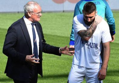"""Video – Ranieri: """"Stiamo lavorando per farci trovare pronti""""."""