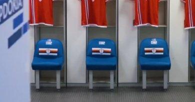 Video – Ecco la maglia rossa che la Samp indosserà questa sera.
