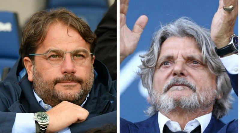 """Faggiano: """"Con Ferrero, tra alti e bassi, rapporto che sta crescendo. Incontro a Milano era programmato e in ottica mercato""""."""