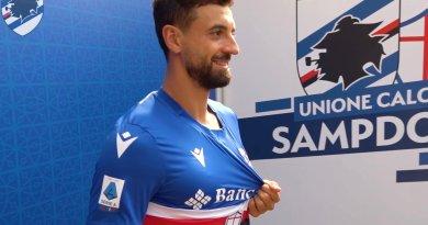 "Samp – Napoli, Ciccio Caputo avverte: ""faremo una grande gara"""