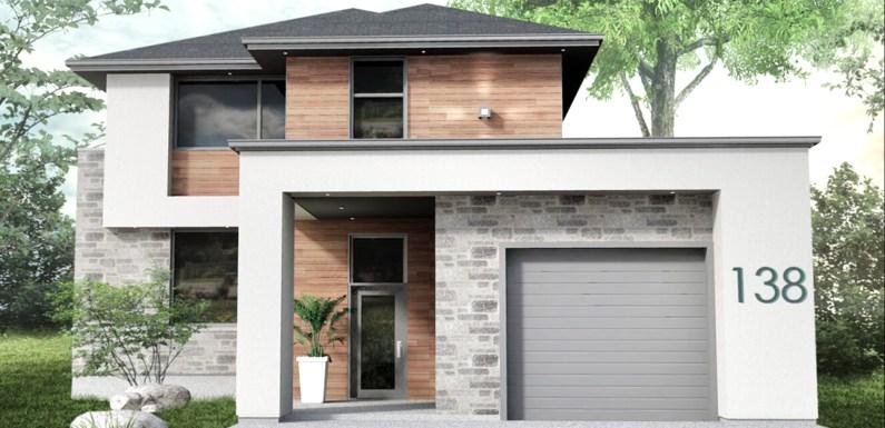 40×52 Modern Bungalow Design