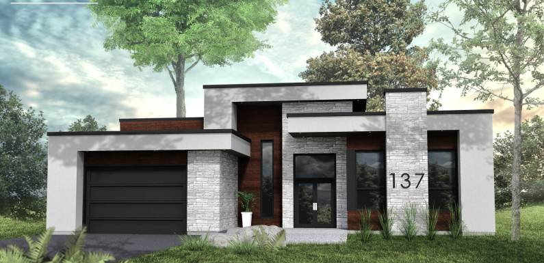 54×60 Bungalow-Style with 4 Bedrooms