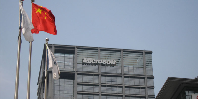 Image result for china microsoft