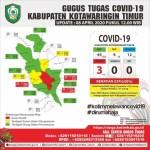 Update Covid-19 Kotim ODP Meningkat Jadi 95 Orang, Sebagian Besar Penumpang Nam Air