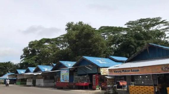 Siap-siap ! Pedagang Kuliner di kawasan Jalan Pemuda Bakal Direlokasi